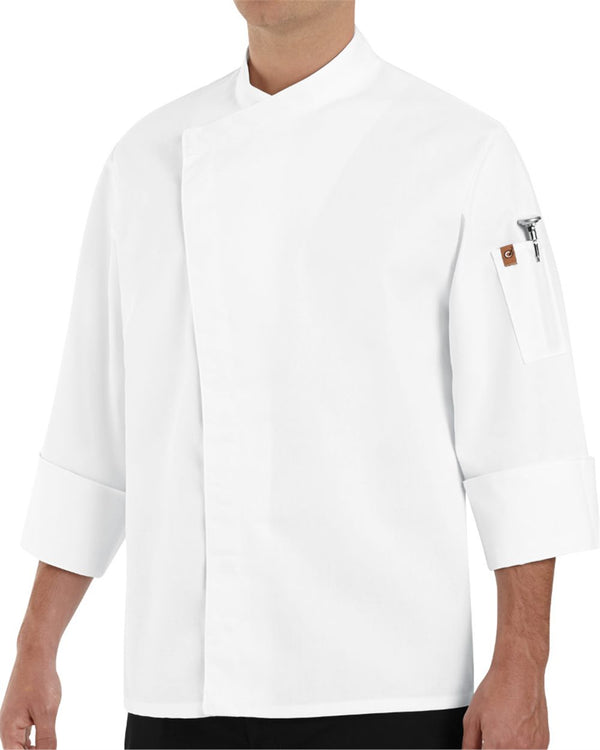 Tunic Chef Coat-Chef Designs-Pacific Brandwear