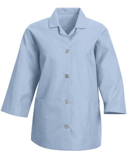 Women's Three-Quarter sleeve Smock-Red Kap-Pacific Brandwear