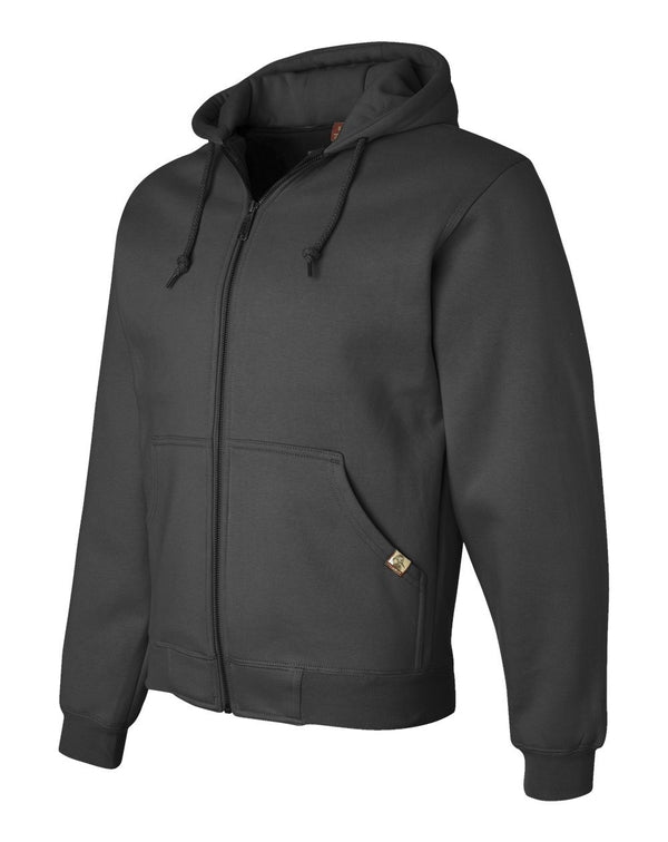 DRI DUCK Crossfire Heavyweight Power Fleece Jacket with Thermal Lining-DRIDUCK-Pacific Brandwear