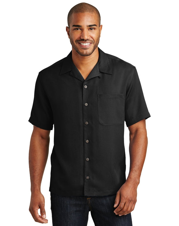 Port Authority® Easy Care Camp Shirt-Port Authority-Pacific Brandwear