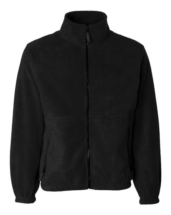 Fleece Full-Zip Jacket-Sierra Pacific-Pacific Brandwear
