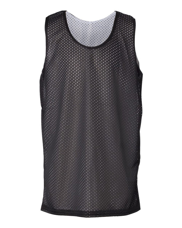 Youth Pro Mesh Reversible Tank Top-Badger-Pacific Brandwear