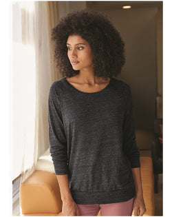 Women's Eco-Jersey Slouchy Pullover-Alternative Apparel-Pacific Brandwear
