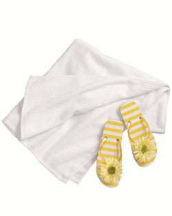 Terry Beach Towel-Carmel Towel Company-Pacific Brandwear