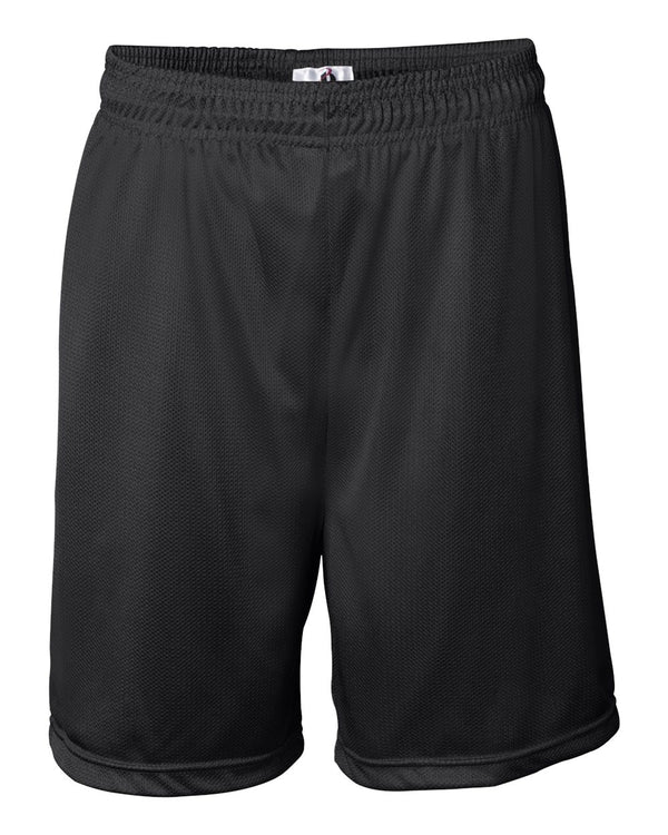 Mini Mesh 7'' Inseam Shorts-Badger-Pacific Brandwear