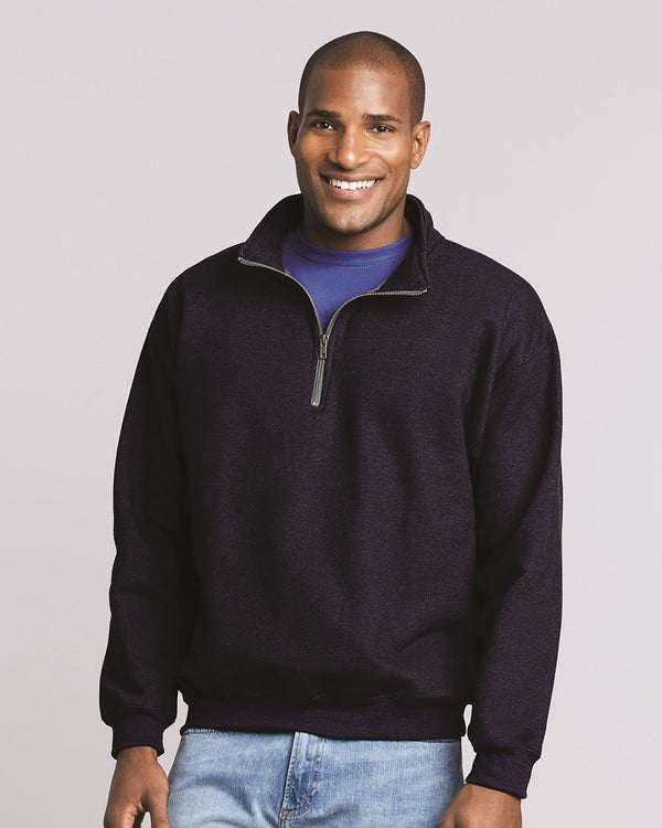 Heavy Blend» Vintage Quarter-Zip SweatShirt-Gildan-Pacific Brandwear