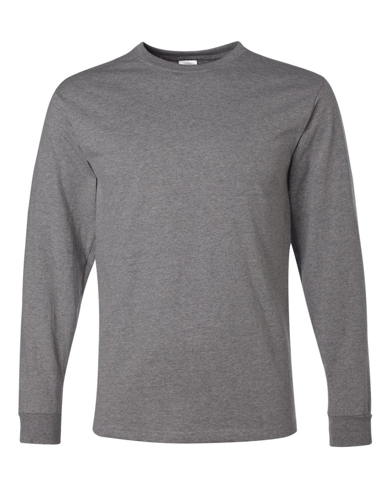Dri-Power Long sleeve 50/50 T-Shirt-JERZEES-Pacific Brandwear