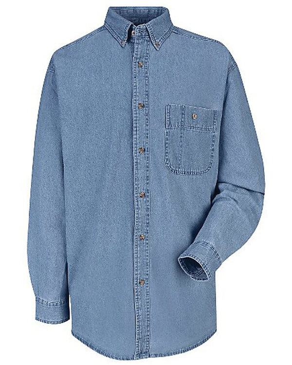 Denim Shirt-Wrangler-Pacific Brandwear