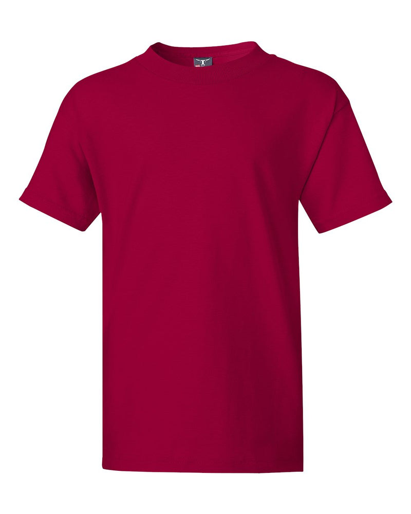 Beefy-T Youth Short sleeve T-Shirt-Hanes-Pacific Brandwear