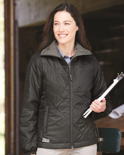 Women's Solstice Thinsulate Lined Puffer Jacket-DRI DUCK-Pacific Brandwear