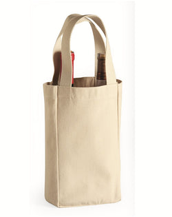 Double Bottle Wine Tote-Liberty Bags-Pacific Brandwear