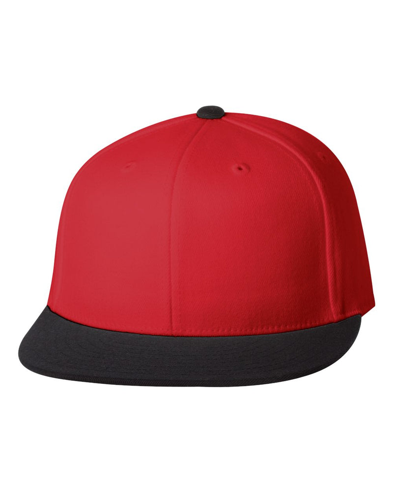210 Flat Bill Cap-Flexfit-Pacific Brandwear