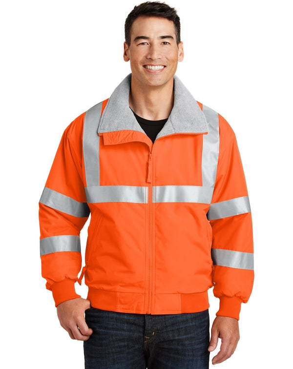Port Authority® Enhanced Visibility Challenger™ Jacket with Reflective Taping-Port Authority-Pacific Brandwear