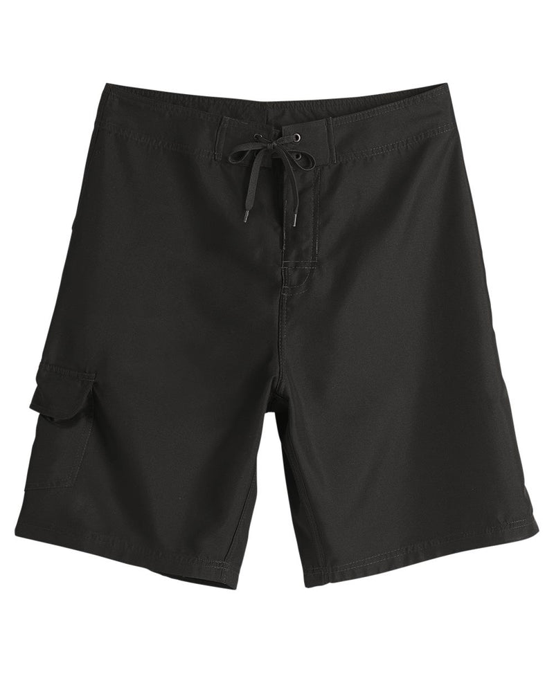 Diamond Dobby Board Shorts-Burnside-Pacific Brandwear