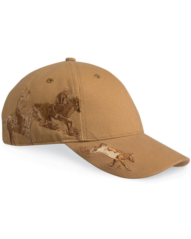 Team Roping Cap-DRI DUCK-Pacific Brandwear