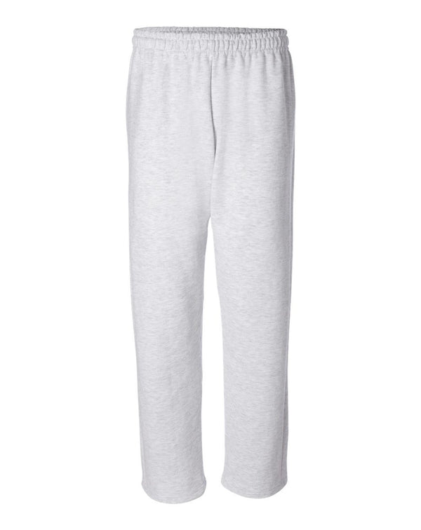 Heavy Blend Open-Bottom Sweatpants-Gildan-Pacific Brandwear