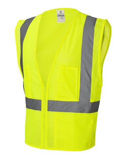 ML Kishigo Ultra-Cool™ Mesh Vest with Pockets-ML Kishigo-Pacific Brandwear