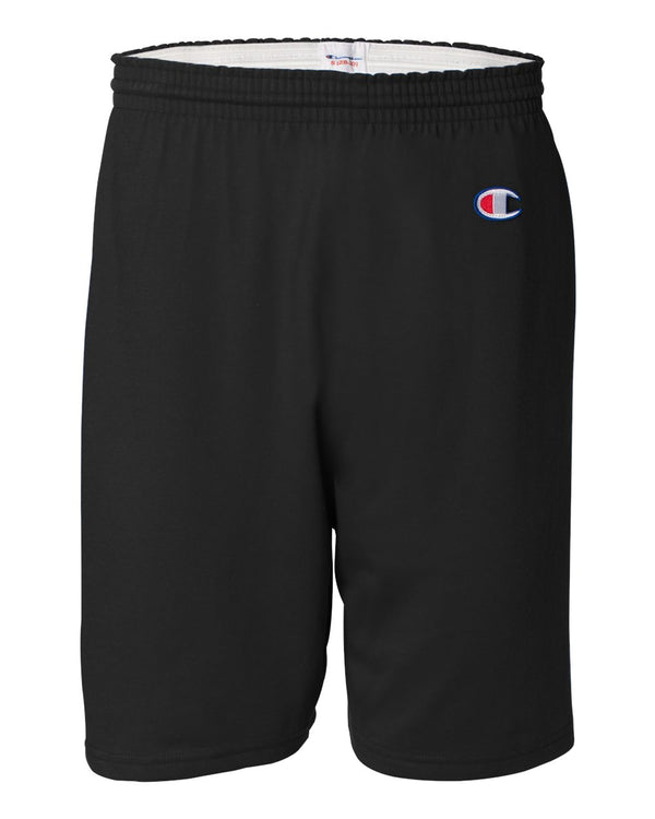 "Cotton Jersey 6"" Shorts-Champion-Pacific Brandwear"