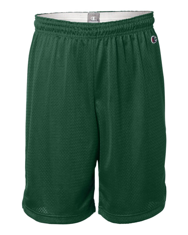 "Polyester Mesh 9"" Shorts-Champion-Pacific Brandwear"
