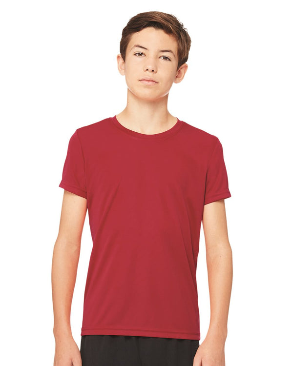 Youth Performance T-Shirt-All Sport-Pacific Brandwear