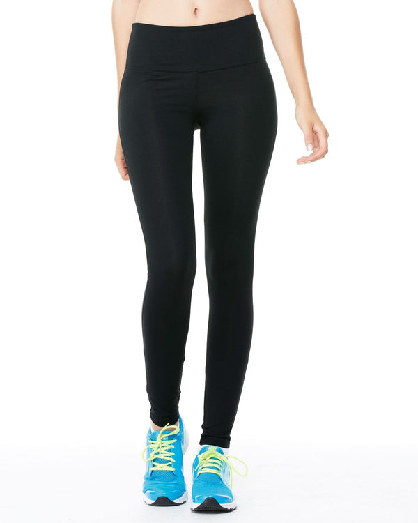 Women's Full Length Leggings-All Sport-Pacific Brandwear