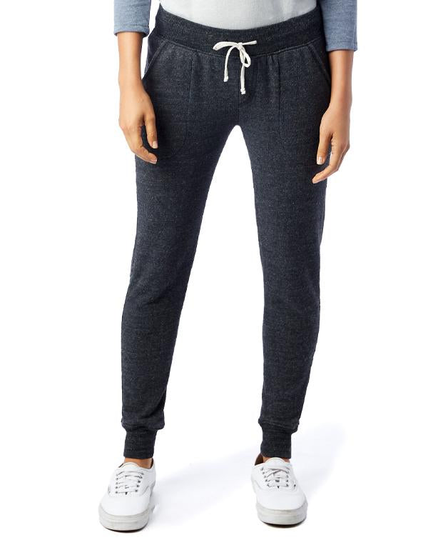 Alternative Apparel Eco-Fleece Jogger Pants-Alternative Apparel-Pacific Brandwear