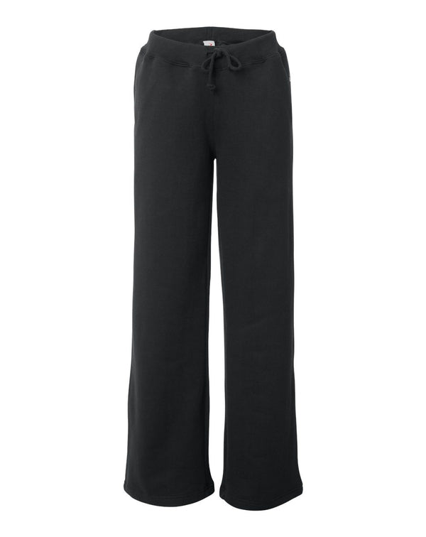 Women's Pocketed Fleece Pants-Badger-Pacific Brandwear