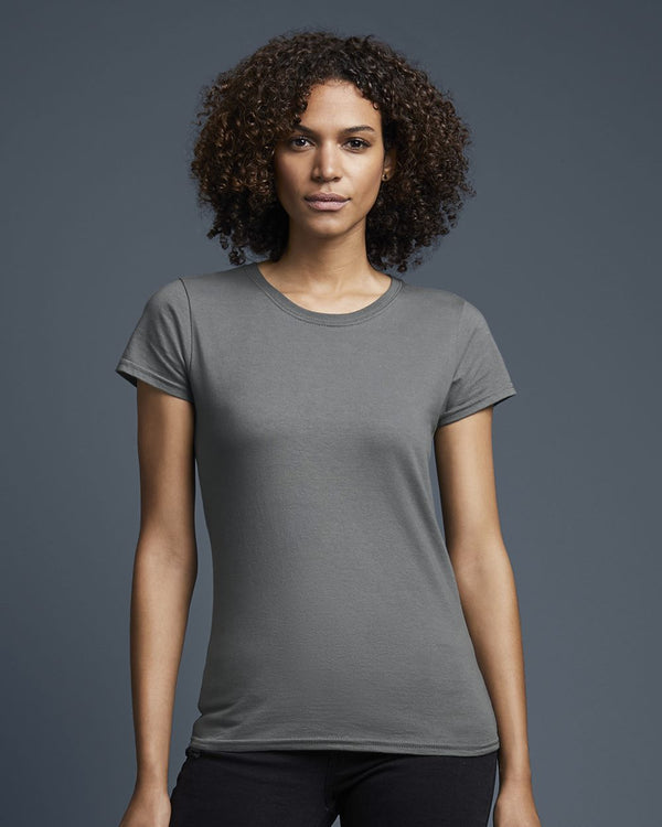 Women's Midweight T-Shirt-Anvil-Pacific Brandwear