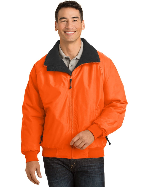 Port Authority® Enhanced Visibility Challenger™ Jacket-Port Authority-Pacific Brandwear