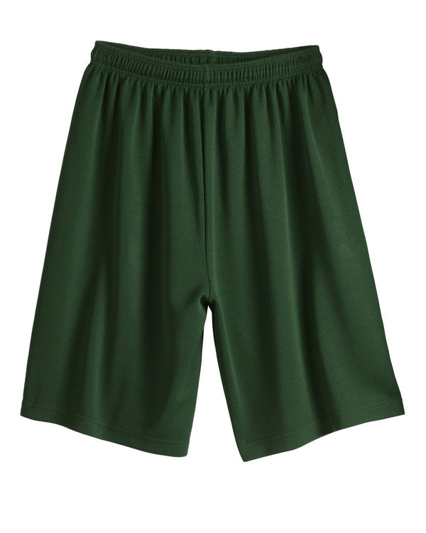 Youth Mock Mesh Shorts-C2 Sport-Pacific Brandwear