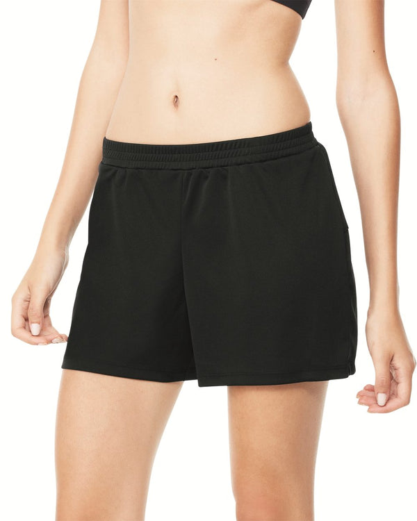 Women's Race Shorts-All Sport-Pacific Brandwear