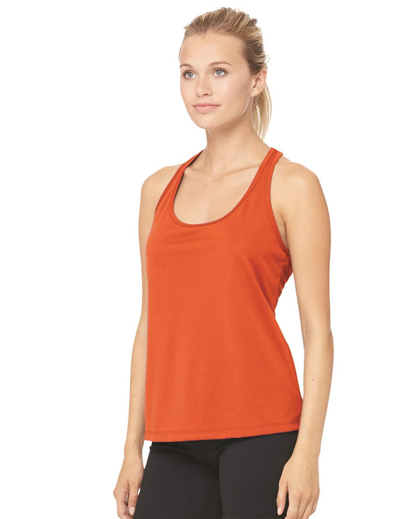 Women's Performance Racerback Tank-All Sport-Pacific Brandwear