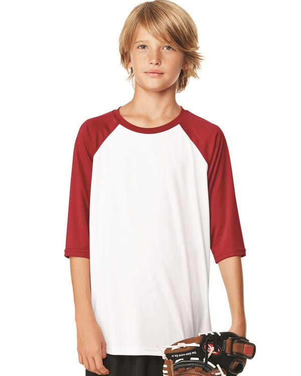 Youth Baseball T-Shirt-All Sport-Pacific Brandwear