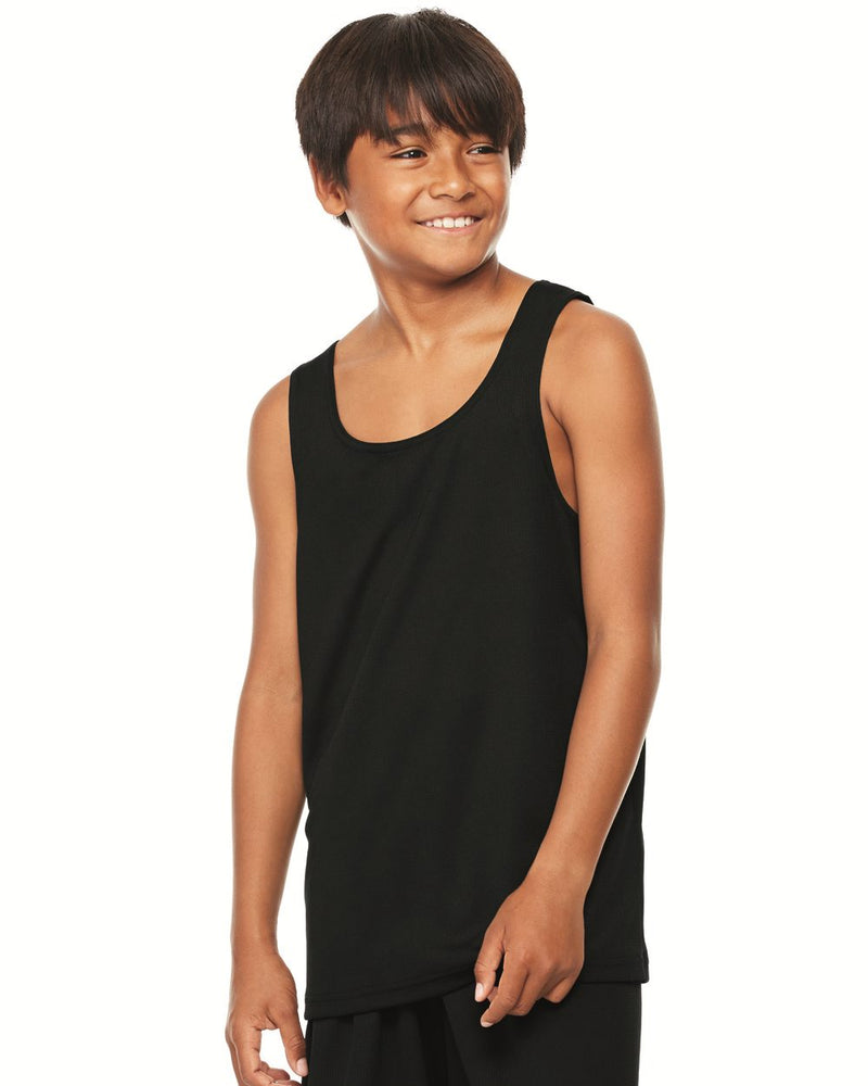 Youth Mesh Tank-All Sport-Pacific Brandwear