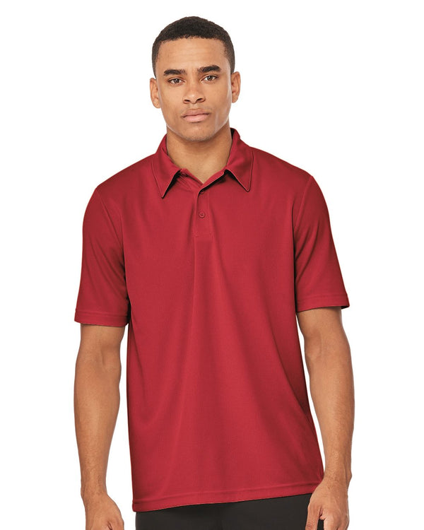 Performance 3-Button Mesh Sport Shirt-All Sport-Pacific Brandwear