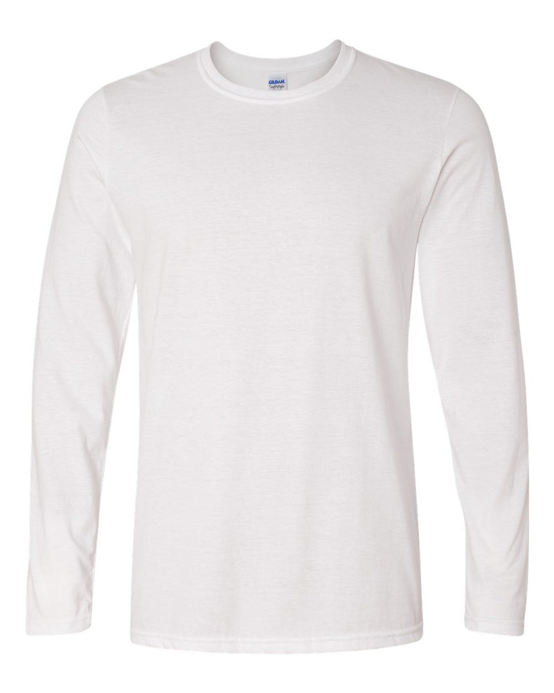 Softstyle Long sleeve T-Shirt-Gildan-Pacific Brandwear