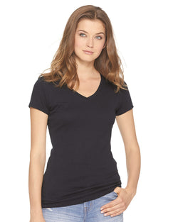 Women's Sporty V-Next Level-Pacific Brandwear