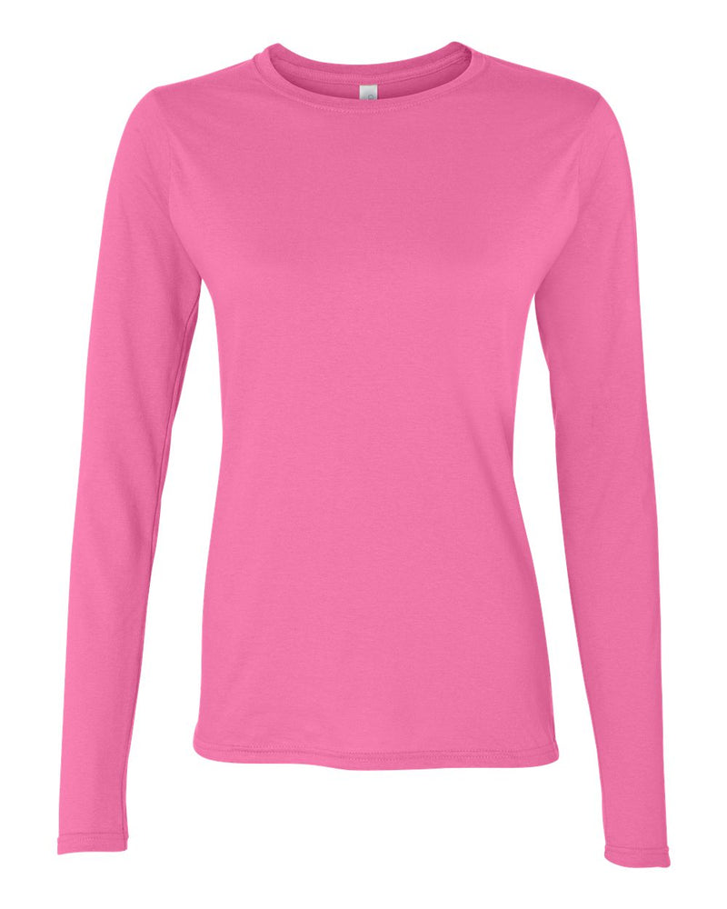 Softstyle Women's Long sleeve T-Shirt-Gildan-Pacific Brandwear