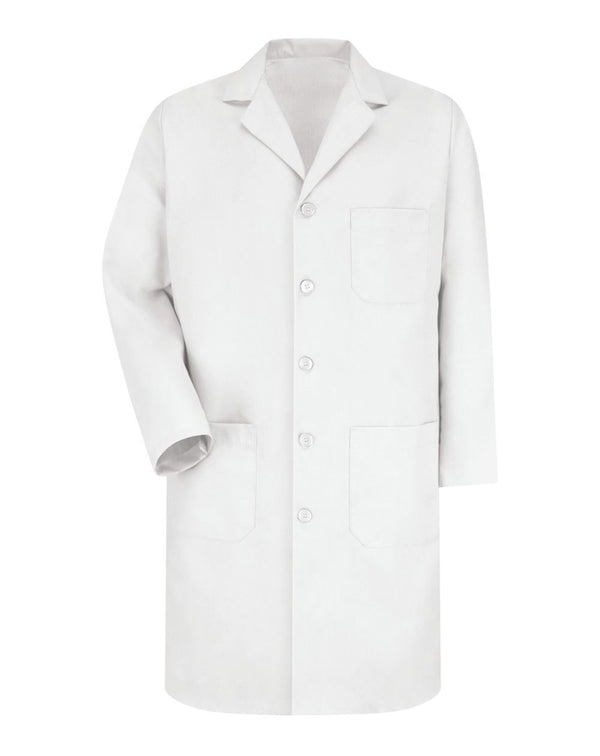 Red Kap Button Front Lab Coat-Red Kap-Pacific Brandwear