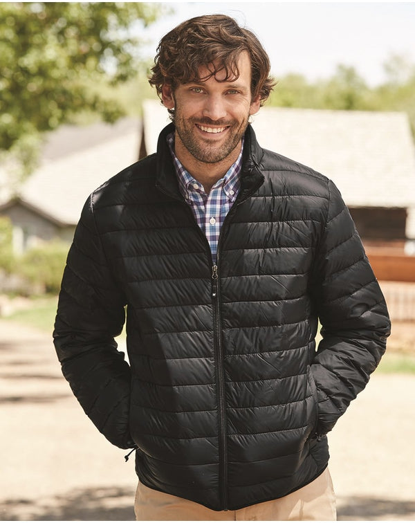 Weatherproof 32 Degrees Packable Down Jacket-Weatherproof-Pacific Brandwear