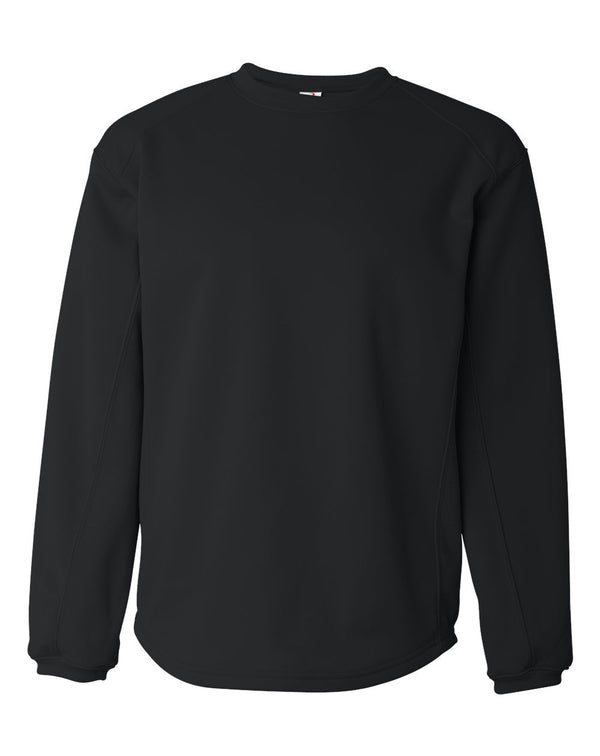 BT5 Performance Fleece Sweatshirt-Badger-Pacific Brandwear