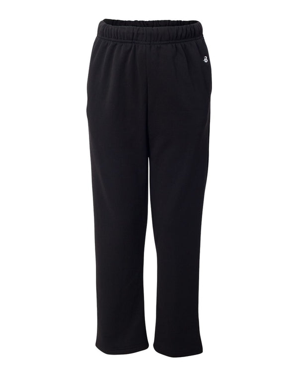 Youth BT5 Performance Fleece Sweatpants-Badger-Pacific Brandwear