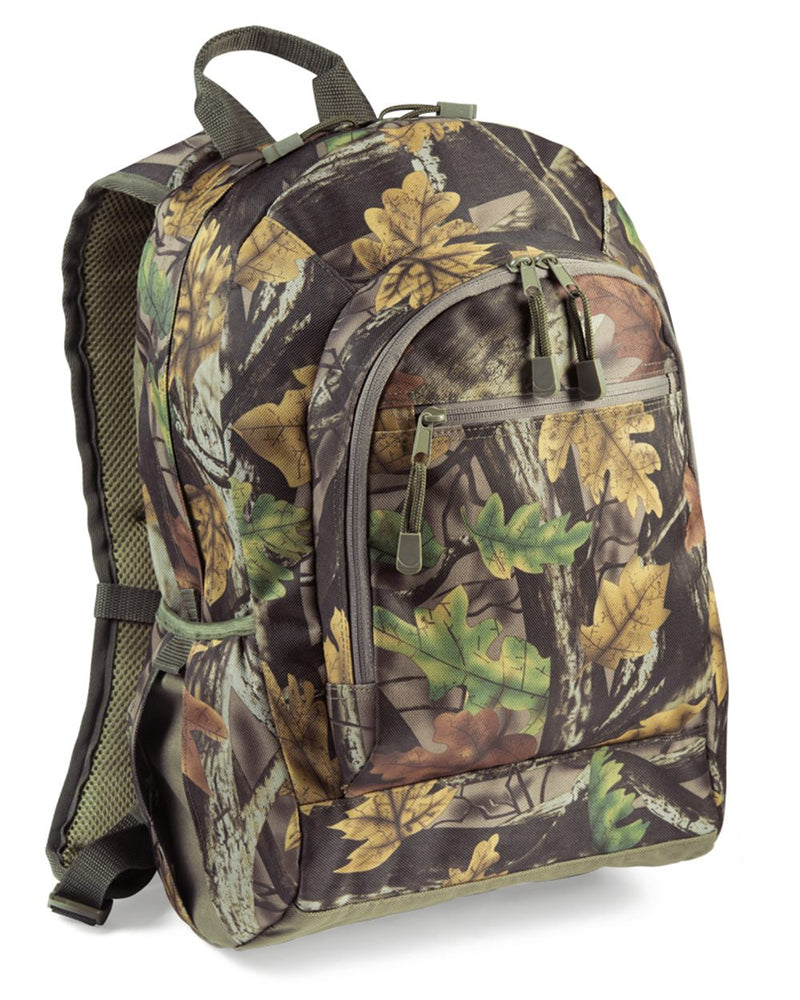 Sherwood Camo Backpack-Liberty Bags-Pacific Brandwear