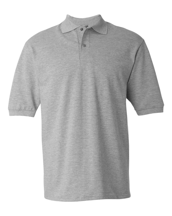 Ringspun Cotton Pique Sport Shirt-JERZEES-Pacific Brandwear