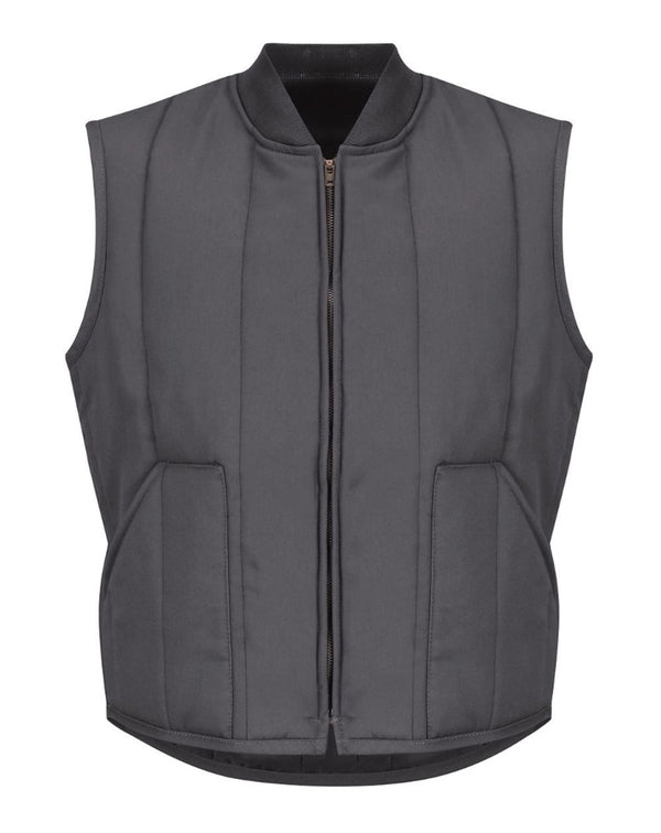 Red Kap Quilted Vest-Red Kap-Pacific Brandwear