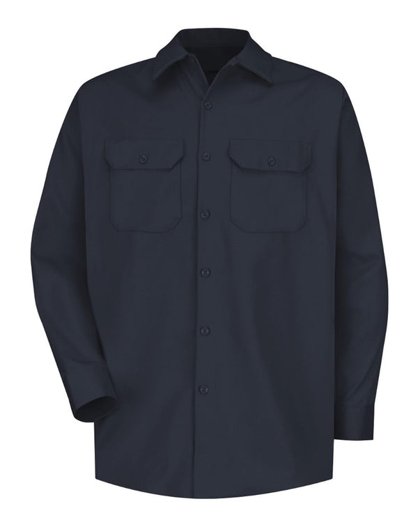 Red Kap Deluxe Heavyweight Cotton Shirt-Red Kap-Pacific Brandwear