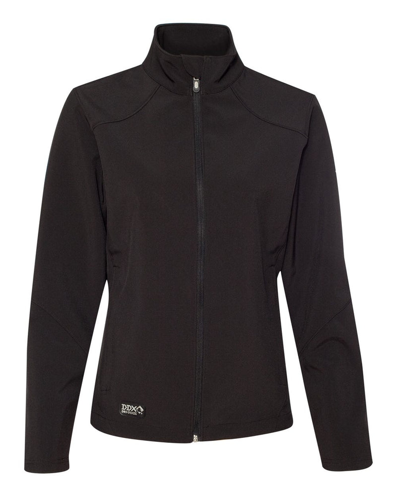 Women's Intensity DDX Soft Shell Jacket-DRI DUCK-Pacific Brandwear