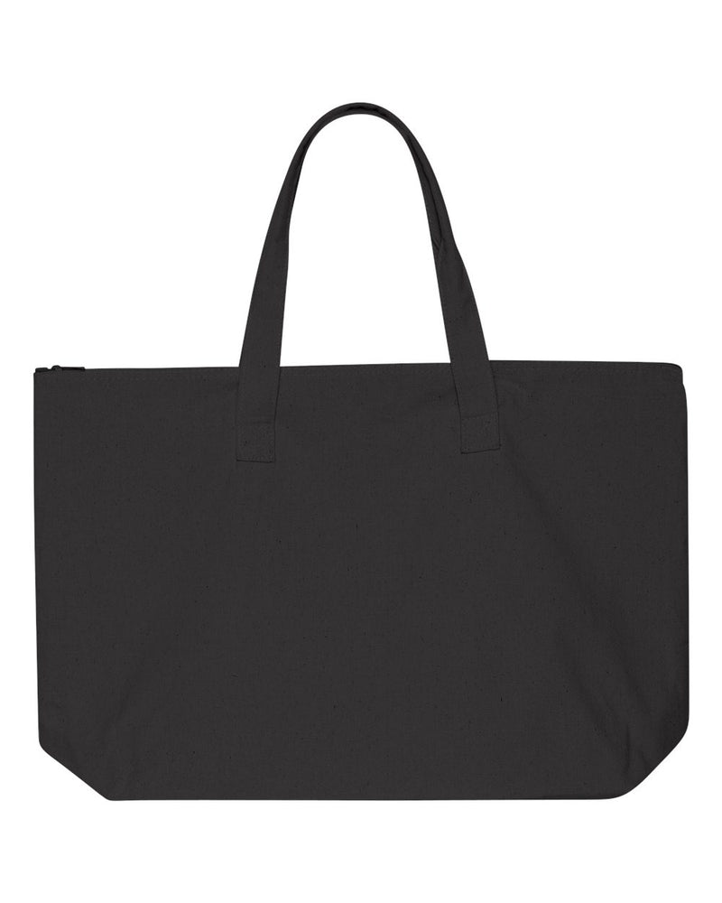 Tote with Top Zippered Closure-Liberty Bags-Pacific Brandwear