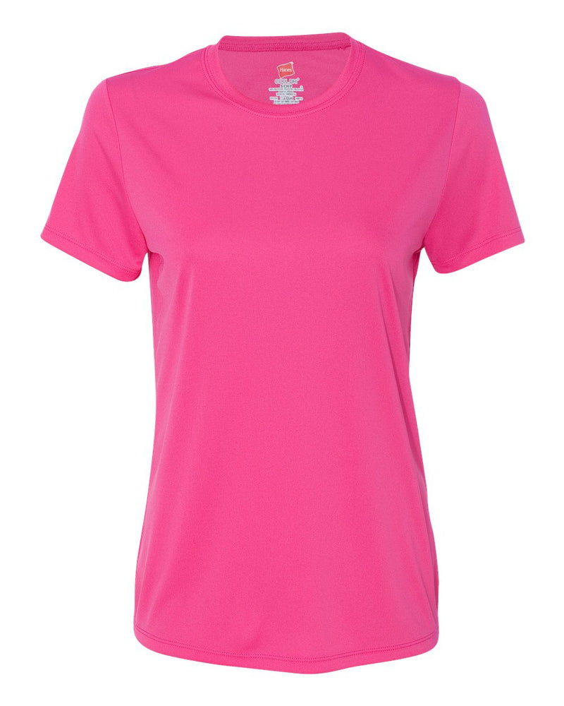 Cool Dri Women's Performance Short sleeve T-Shirt-Hanes-Pacific Brandwear