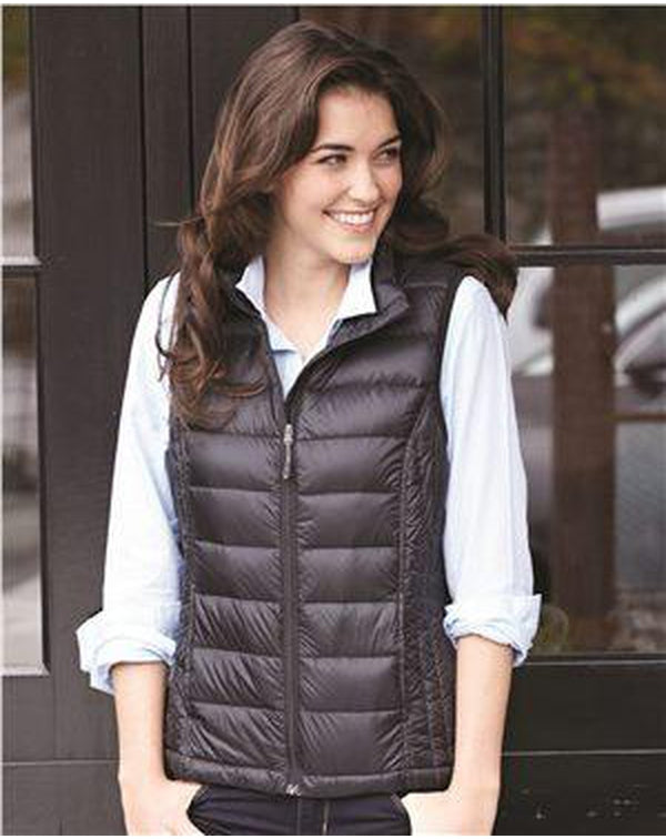 Women's 32 Degrees Packable Down Vest-Weatherproof-Pacific Brandwear
